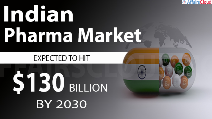 Indian pharma market expected to hit $130 billion