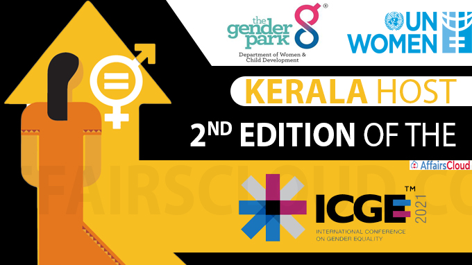 Kerala host the 2nd Edition of the ICGE 2021