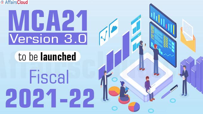 MCA21 Version 3