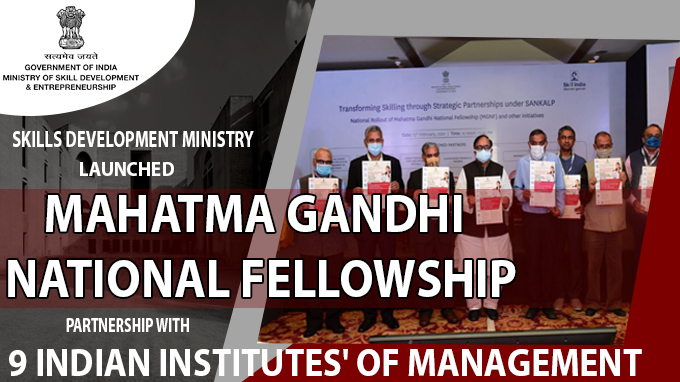 Mahatma Gandhi National Fellowship