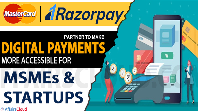 Mastercard and Razorpay partner to make digital payments