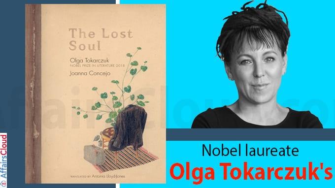Nobel laureate Olga Tokarczuk's art book The Lost Soul