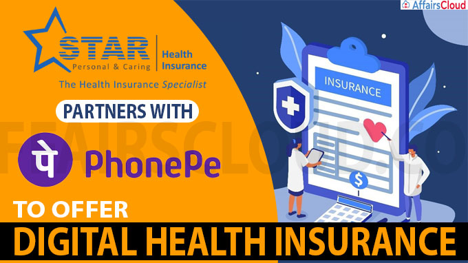 Star Health Insurance partners with PhonePe