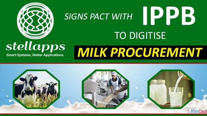 Stellapps signs pact with IPPB to digitise milk procurement