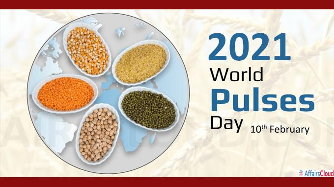 World Pulses day 2021