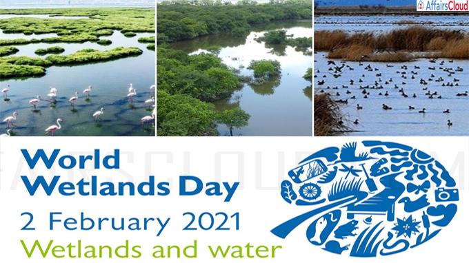 World Wetland Day 2021