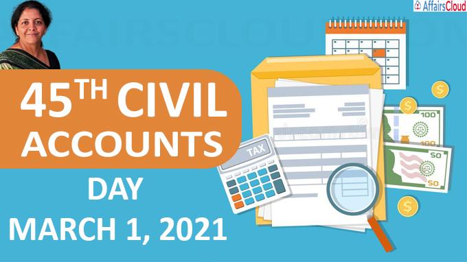 45th Civil Accounts Day