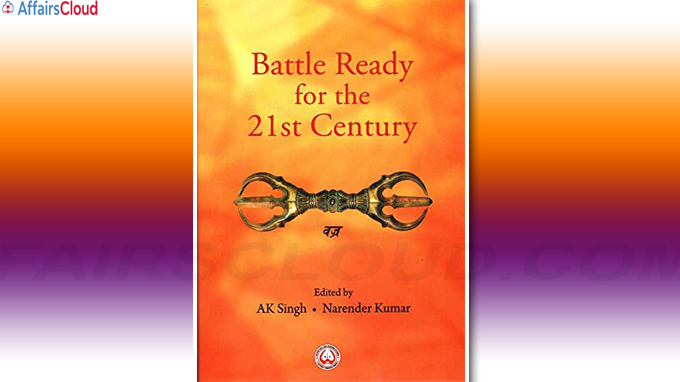 "Book Titled ""Battle Ready for 21st Century"" Released"