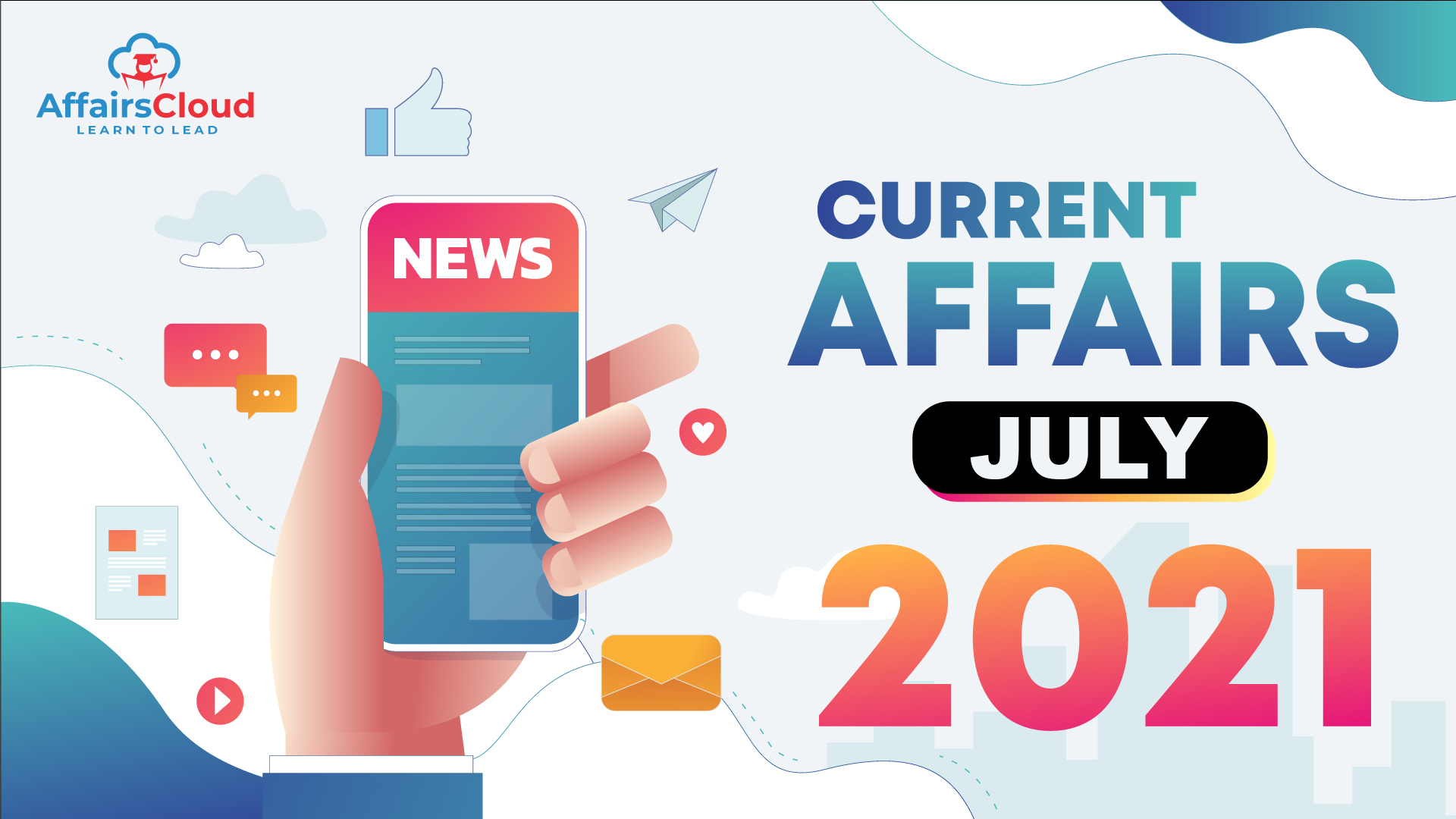CURRENT-AFFAIRS-MONTHY July-2021