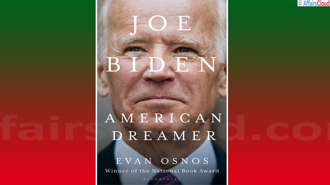 Dreamer Book by Evan Osnos
