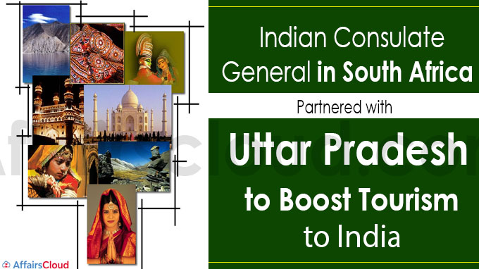 Indian Consulate General in S Africa partners with UP to boost tourism to India