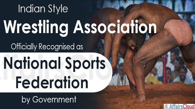 Indian Style Wrestling Association officially recognised