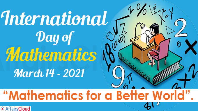 International Day of Mathematics 2021