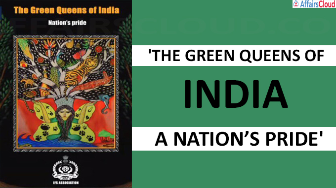 Javadekar releases e-book 'The Green Queens of India – A nation's pride'