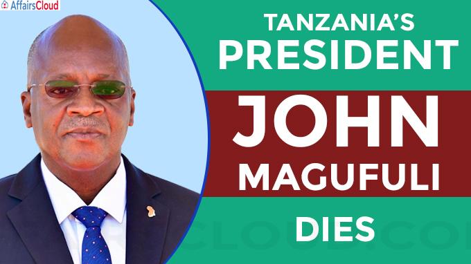 John Magufuli dies at 61