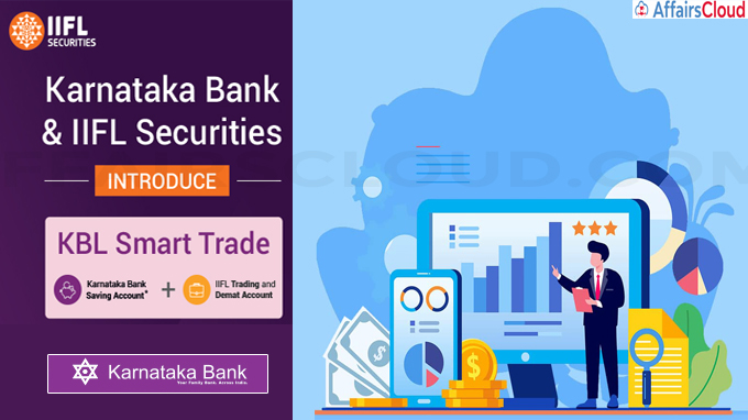 Karnataka Bank and IIFL Securities launch KBLSmart Trade
