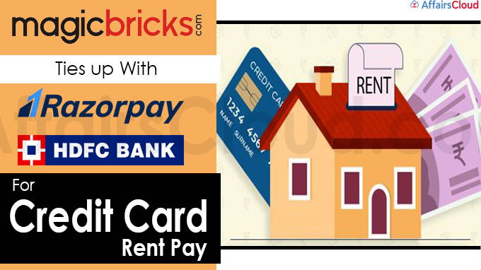 Magicbricks ties up with Razorpay and HDFC Bank