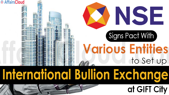NSE signs pact with various entities