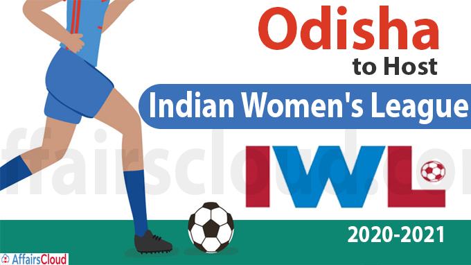 Odisha to host Indian Women's League football 2021