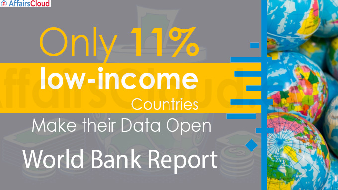Only 11% low-income countries make their data open