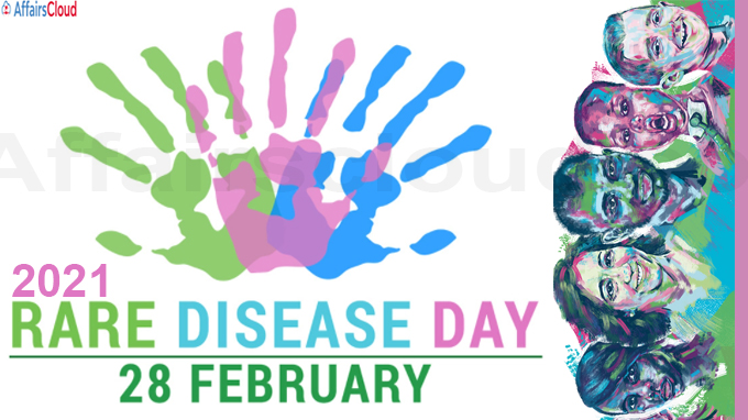 Rare Diseases Day 2021