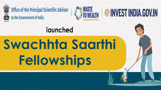 Swachhta Saarthi Fellowships