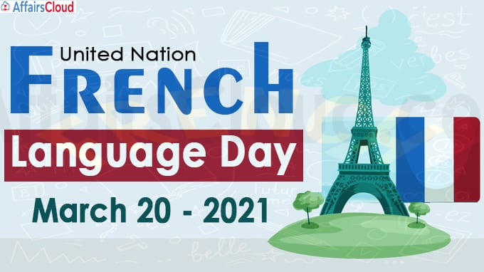 UN French Language Day 2021