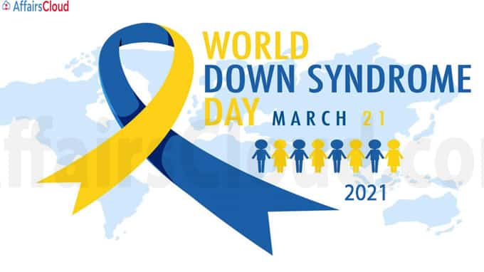 World Down Syndrome Day 2021 new