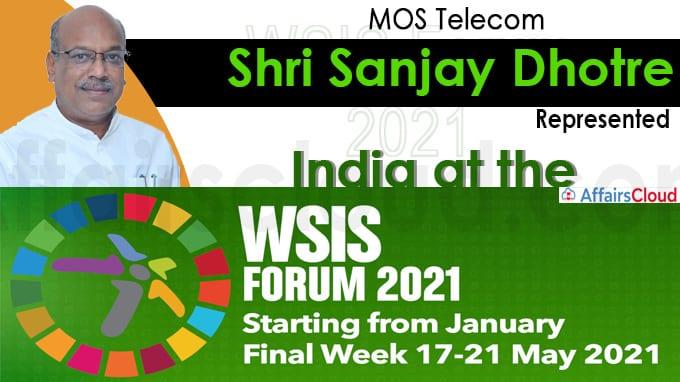 World Summit on Information Society Forum 2021