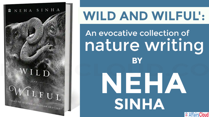 collection of nature writing by Neha Sinha