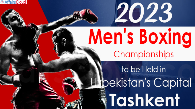 2023 Men's Boxing World Championships