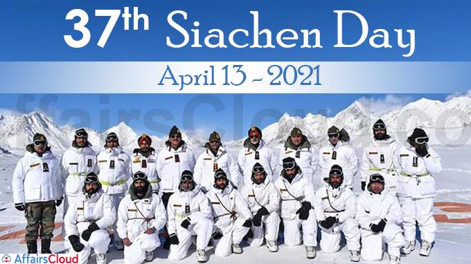 37th Siachen Day 2021