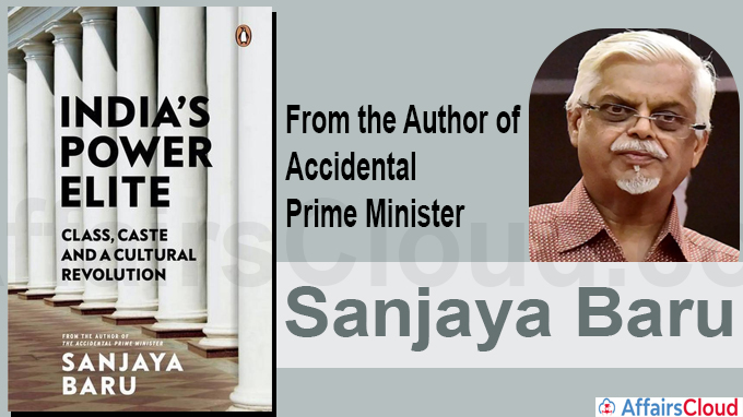 A book titled India's Power Elite Class, Caste and a Cultural Revolution