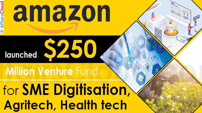 Amazon launches $250 million venture fund