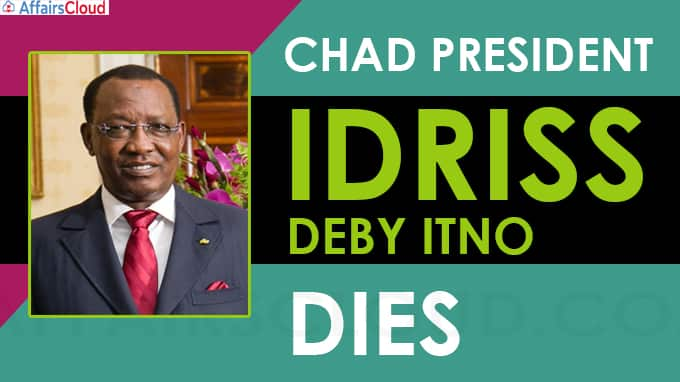 Chad President Idriss Deby Itno dies on front lines day after winning election