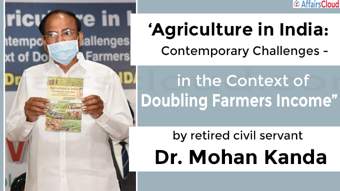 Contemporary Challenges in the Context of Doubling Farmers Incom