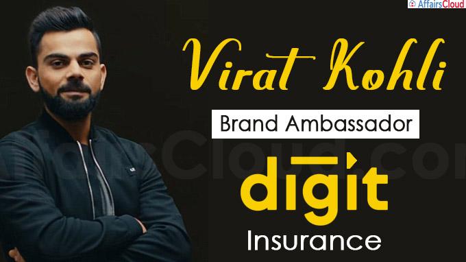 Digit Insurance onboards Virat Kohli as brand ambassador