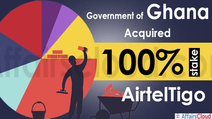 Government of Ghana to acquire 100% stake in AirtelTigo