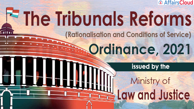Govt issues tribunal reforms ordinance