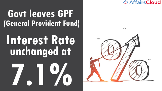 Govt-leaves-GPF-(General-Provident-Fund)-interest-rate-unchanged-at-7
