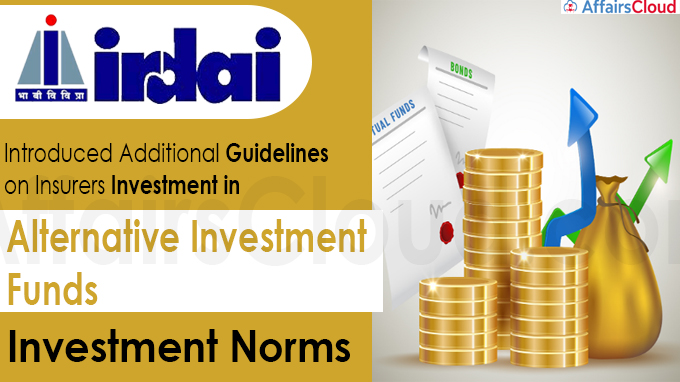 IRDAI tightens AIF investment norms