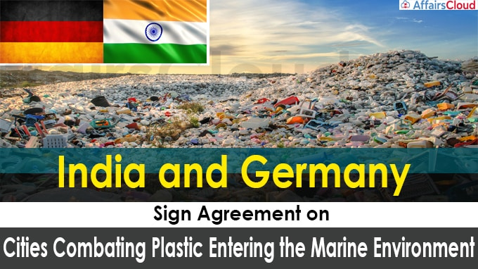 India and Germany sign agreement