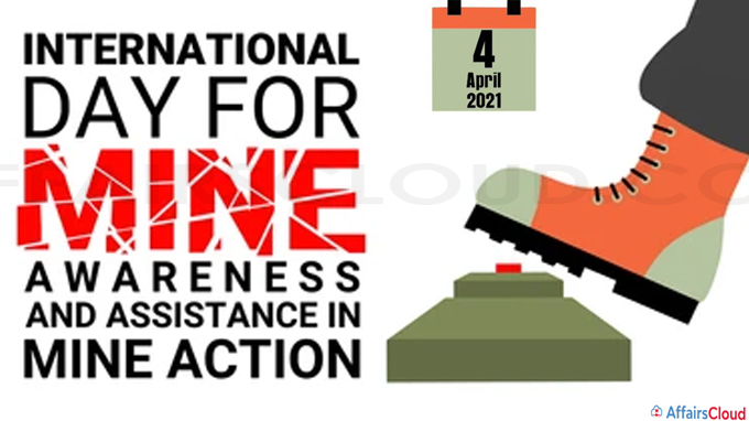 International Day for Mine Awareness and