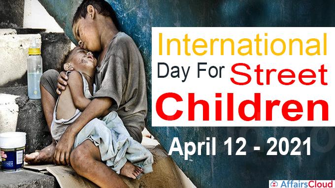 International Day for Street Children