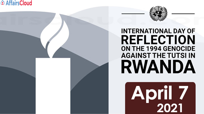 International Day of Reflection on the