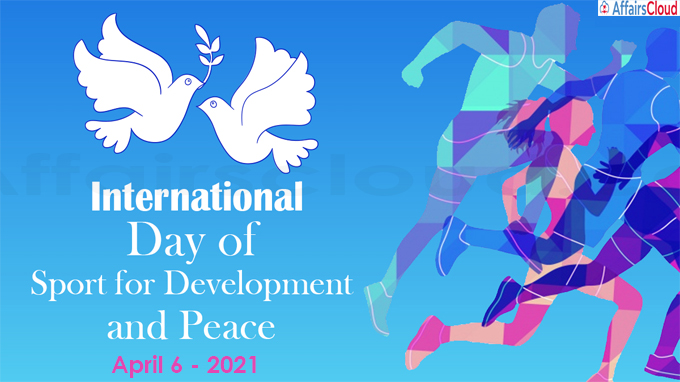 International Day of Sport for Development and