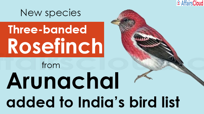 New species from Arunachal added to India