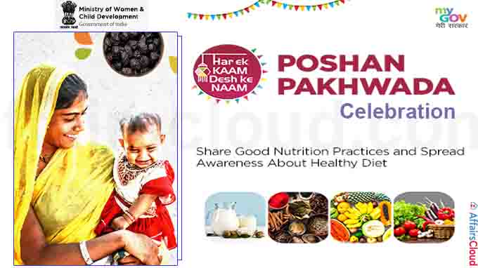 Poshan Pakhwada Celebrated
