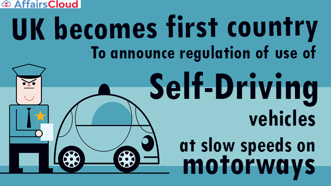 UK-becomes-first-country-to-announce-regulation-of-use-of-self-driving-vehicles-at-slow-speeds-on-motorways