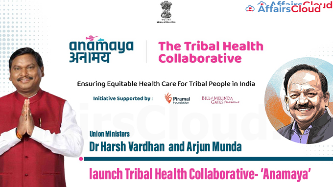 Union-Ministers-Dr-Harsh-Vardhan-and-Arjun-Munda-launch-Tribal-Health-Collaborative--'Anamaya'